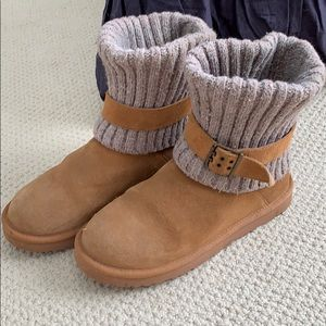 Barely Worn Ugg Boots